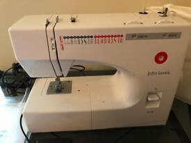 John Lewis JL125 Sewing Machine