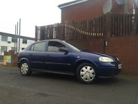 Vauxhall Astra Automatic Long Mot Low Miles ! Cheap Automatic !
