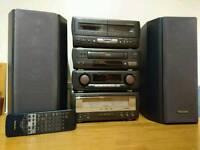 Technics SE-CA1080 hi-fi system