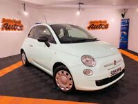 2015 FIAT 500 POP 1.2 ** ONLY 20,000 MILES ** FULL SERVICE HISTORY ** FINANCE AVAILABLE