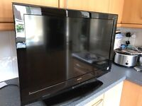"Hitachi 32"" LCD HD TV. L32HK04UK. £50."