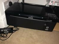 Espon printer and scanner