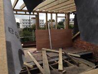 Roof repair/new roofs/gutteringk/chemistry work/lead work/sky light