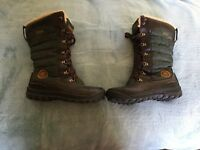 Timberland Mount Holly duck boots size UK 4 / 4.5