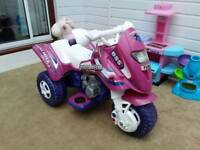 Bargain baby girls trike 1-5 years