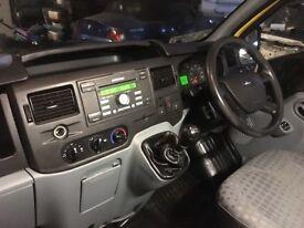 Ford transit ex aa swb 300 115bhp