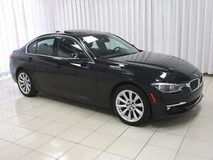 2017 BMW 3 Series HURRY IN TO SEE THIS BEAUTY!! 330i X-DRIVE AWD