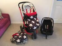 Cosatto 3 in 1 Buggy