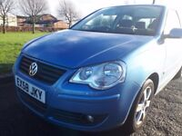 Volkswagen polo 2009 (58 reg) 1.4 petrol full service history ( px welcome