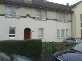 Bruce Road Paisley Fully furnished 2 Bedroom flat on preferred 1st floor