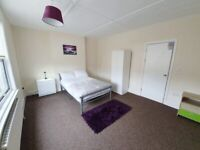Furnished Double Room for Rent in Shirebrook