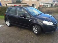 Suzuki SX4 2008 4 new tyres good condition £995
