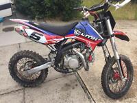 Rfz 140 big wheel pitbike