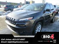 2015 Jeep Cherokee North, All Season Package, BT