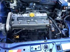 Astra gsi turbo z20let engine