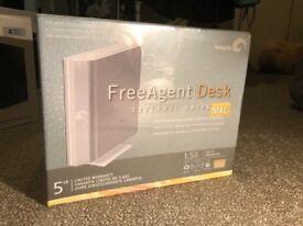 FreeAgent external drive for Mac 1.5TB