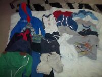 Bundle of Children Clothing Ages 3-4