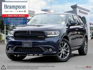 2017 Dodge Durango GT | AWD | EX CHRYSLER COMPANY  DEMO | 3.6L V