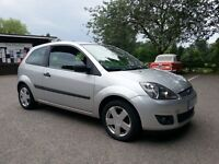 2006 Ford Fiesta 1.25 Zetec, Facelift Model, 1 Lady Owner From Brand New, HPI Clear, Excellent Car