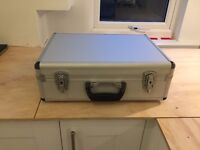 Flight case for securing those small valuable items such as cameras, sat navs, PDAs