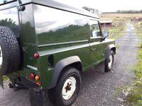 Land Rover Defender 90 (No VAT)