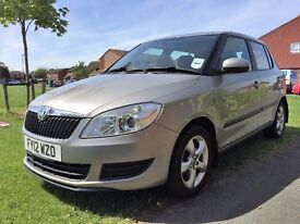 Skoda Fabia 1.6 TDI CR DPF SE 5 door, Excellent condition