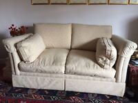 Marks and Spencer sofa bed. Extremely good condition. Kensington style in cream.