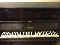 Weimar Upright Piano