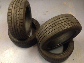 Winter Tyres - 225/45R17 - set of 4