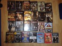 Pack of 26 DvDs for £5