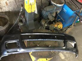 Astra gsi front bumper