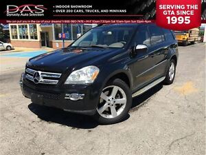 2009 Mercedes-Benz GL-Class GL450 NAVIGATION/LEATHER/PANORAMIC R