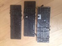 Various Keyboards for Sale