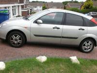 ford focus spares or repairs