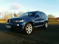2006/56 BMW X5 Le Mans Edition in Blue *** Stunning Condition *** Full Service History ***
