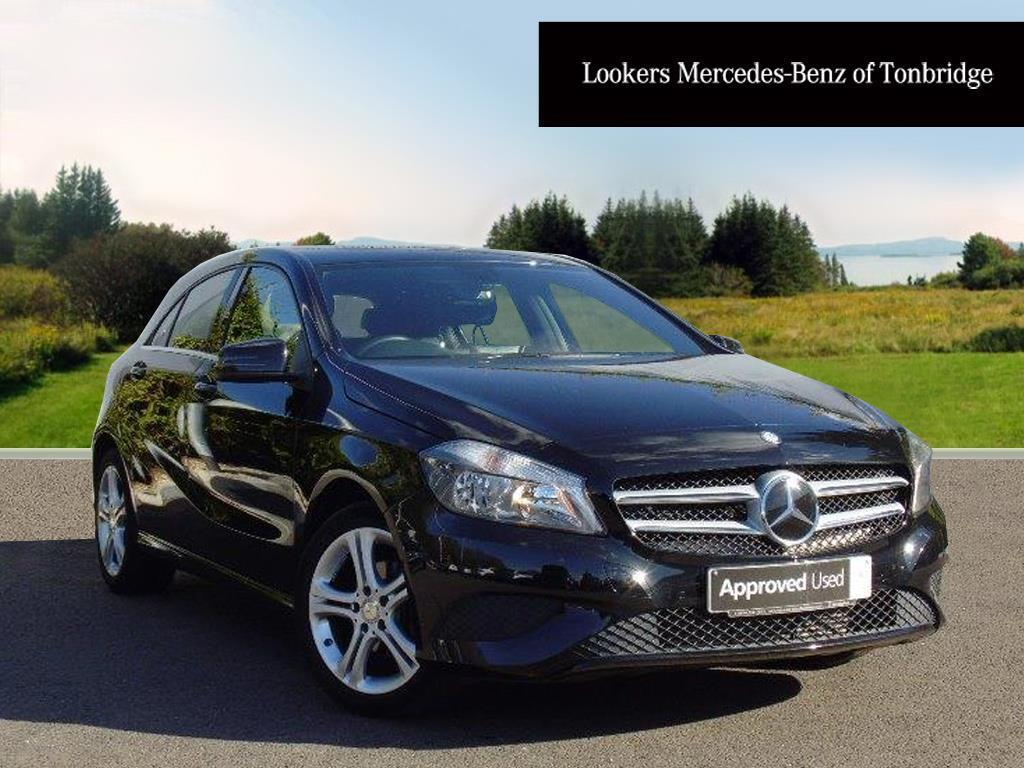 mercedes benz a class a180 cdi sport edition black 2015 09 01 in tonbridge kent gumtree. Black Bedroom Furniture Sets. Home Design Ideas