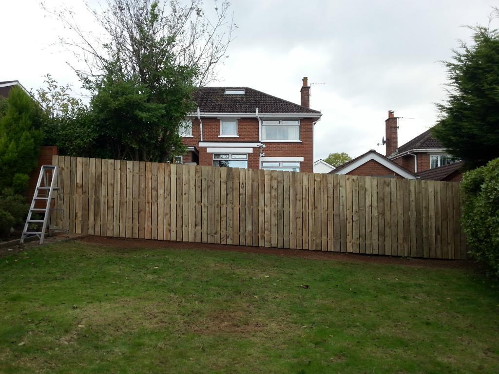 Professionally built garden decks and fencing landscape for Garden decking gumtree