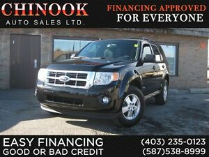 2012 Ford Escape XLT V6 6-Speed Automatic