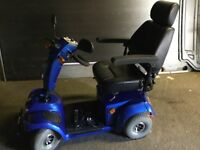 Mobility scooter up to 8 mph