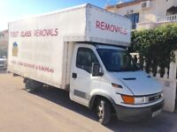 Removals / Luton vans and man , professional reliable service