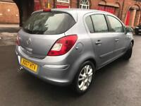 Vauxhall corsa Automatic Low millege