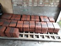 322 Redland Rosemary Brown Brindle Plain Clay Roofing Tiles - NEW, UNUSED