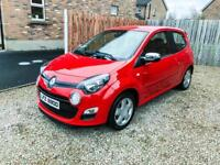 Immaculate 2012 Renault Twingo Dynamique