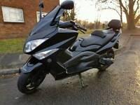 Yamaha tmax xp 500 2010 1 year mot not 530 ktm vespa beverly kxf crf yz