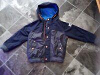 Boys jacket age 5-6