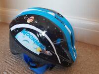 Childrens bike helmet never worn