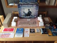Commodore 64 C64 Terminator 2 Judgment Day Computer Set Rare Fully Tested