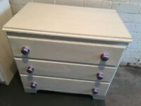 Chest of Drawers (Bedroom) FREE FOR COLLECTION