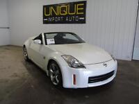2007 Nissan 350Z STANDARD LOADED LEATHER CONVERTIBLE