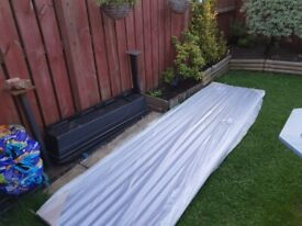 clear corrugated PVC roofing sheets